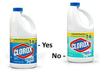 how to make chlorine gas from bleach