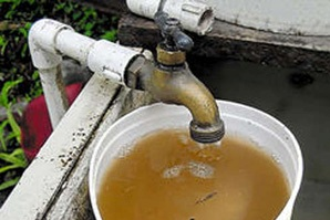 Contaminated-Faucet-Water
