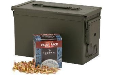Federal 22 Brick w Ammo Can