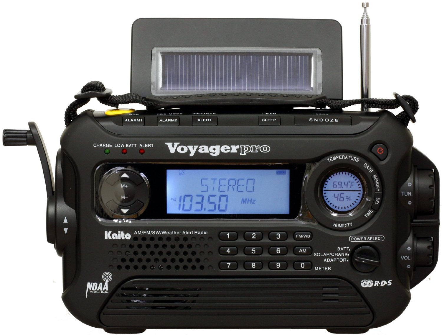 Emergency Radios All Hazards Notification And News
