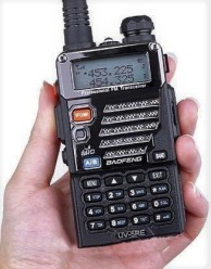 Baofeng UV-5RE Handheld Ham Radio