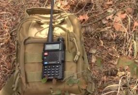 GO-Bag 2-Way Radio