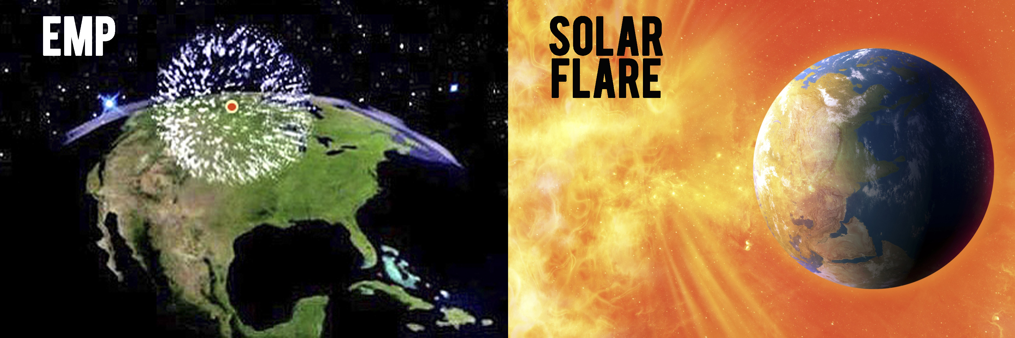 EMP-and-Solar_Flare-side-by-side-Illustration